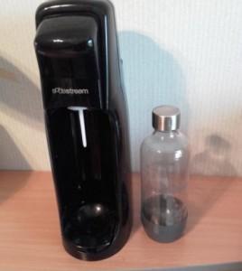 sodastream tyhjät pullot