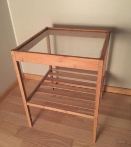 Ikea Nesna Yöpöytä Sisustus Ja Huonekalut